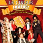 24/06/2017 Le cirque Lowcost au festival de rue de Foix