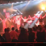 Souvenir du cabaret «Le Sun Palace» à Saint Orens 2014-2015
