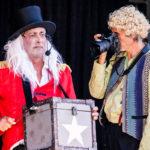 Extraits du Cirque Lowcost à Saint girons en 2015