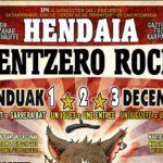 02/12/2017 Luce et le Livre magique au festival Olentzero Rock 7