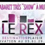 31/12/2017 Gabko au Spectacle de la St Sylvestre du Cabaret Le REX