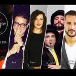 15/11/2017 Acho et Gabko au Toulouse Comedy Night