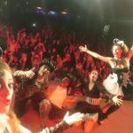 Top 5 des Selfies Cabaret & Circus avec le public