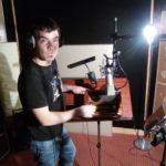 Enregistrement studio des spectacles «Luce et le livre Magique» et «Acho et Gabko»…