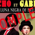 04/05/2018 Acho et Gabko sont complets à la Luna Negra de Bayonne